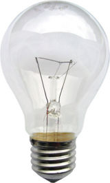 25 WATTS HALOGENE CLEAR LIGHT BULB  – UNIT