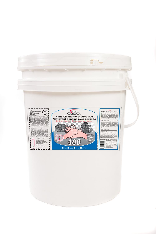 400 GREEN WATERLESS HAND CLEANER ABRASIVE – 20 KG