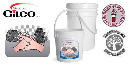 400 GREEN WATERLESS HAND CLEANER ABRASIVE – 3 KG
