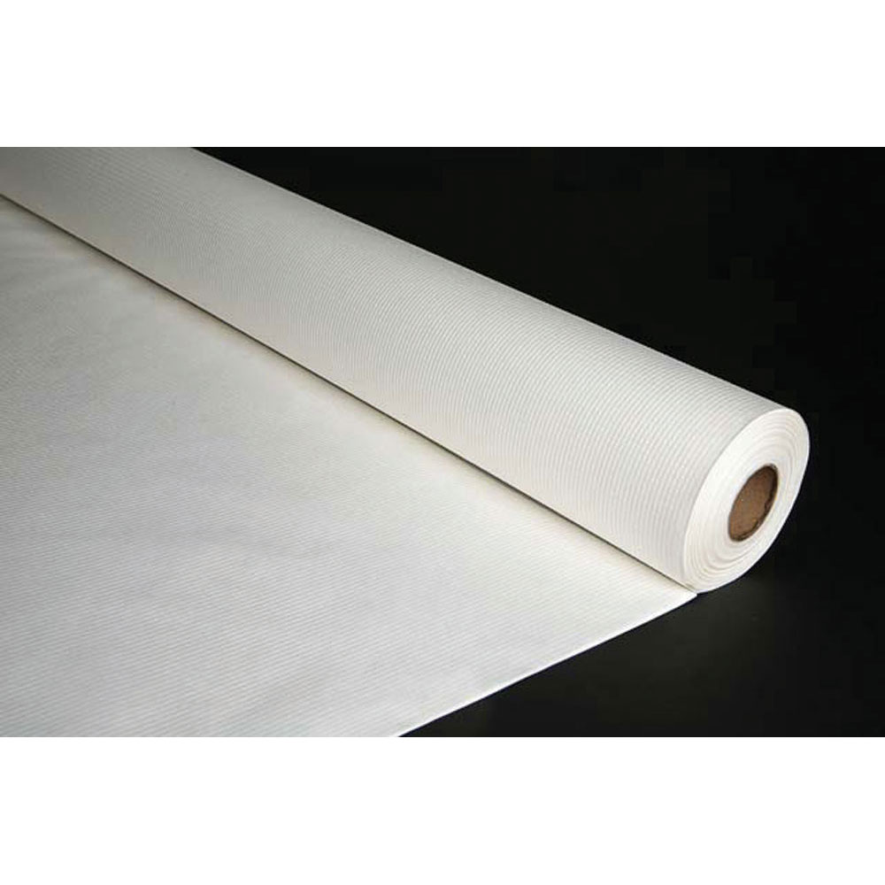 40″ BANQUET PLASTIC TABLE CLOTHS ON ROLL – 300′ /ROLL