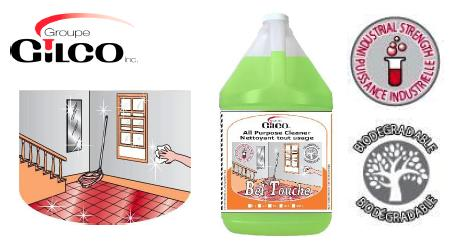 BEL-TOUCHE BIODEG.ALL-PURPOSE CLEANER – 20 LT