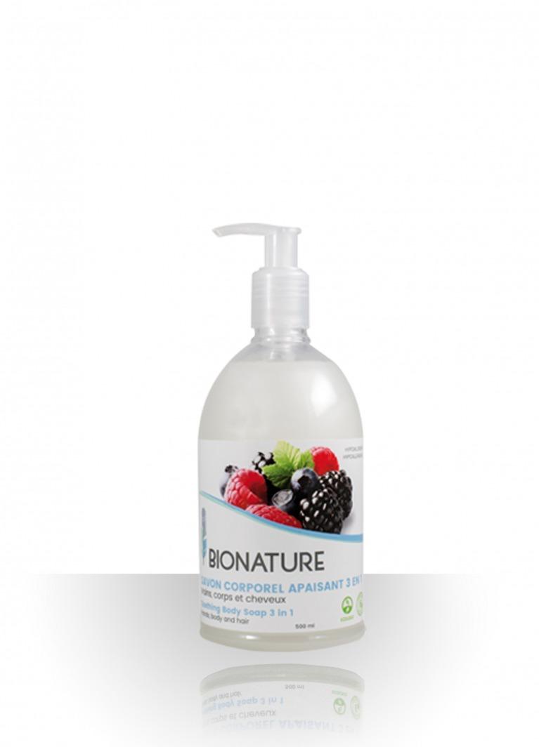 ANTIBACTERIAL LOTION SOAP – 12 X 500 ML /CS