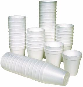 12 OZ FOAM COFFEE CUPS – 1000/CS