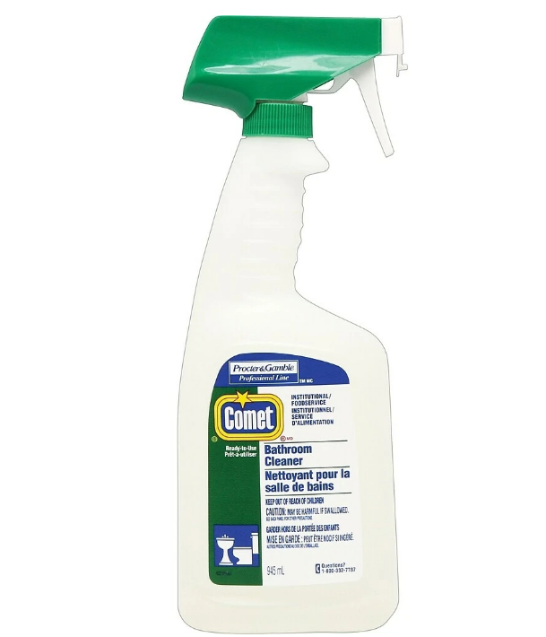 COMET LIQUID BATHROOM CLEANER – 8 X 945 ML /CS