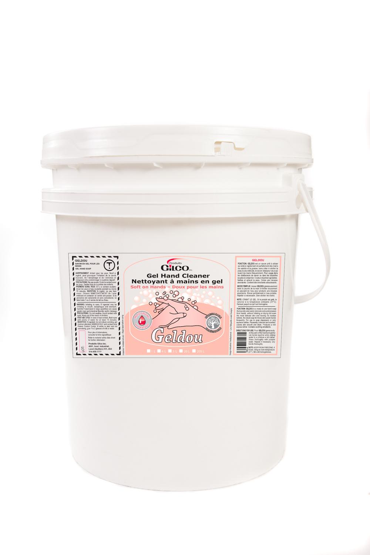 GELDOU PINK GEL HAND SOAP – 20 LT