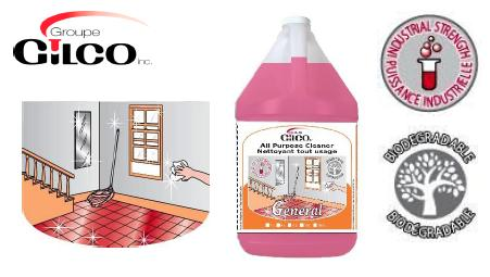 GENERAL ALL-PURPOSE CLEANER – 12 X 1 LT /CS WITH SPRAY