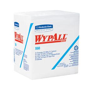 34-865 WYPALL X60 HYDROKNIT CHIFF PAP 12,5 X 13 BLANC – 12 X 76 /CS