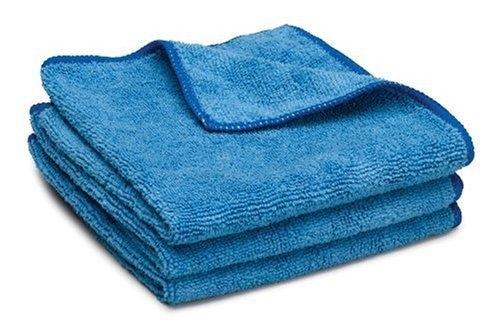 MICROFIBER CLOTHS 16″ X 16″ – BLUE – WINDOWS