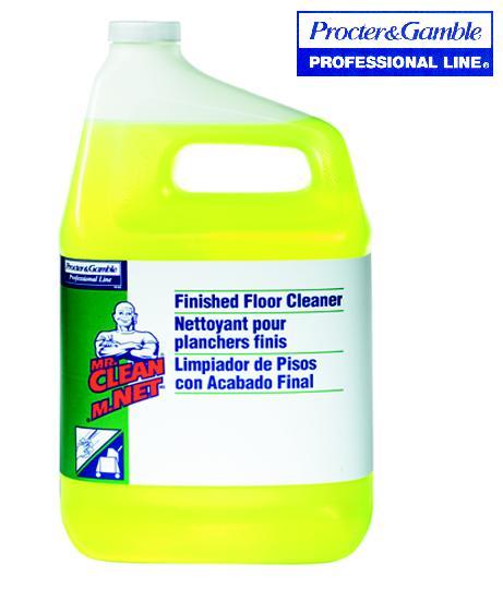 M.CLEAN ALL-PURPOSE NEUTRAL CLEANER – 3 X 3.78 LT /CS