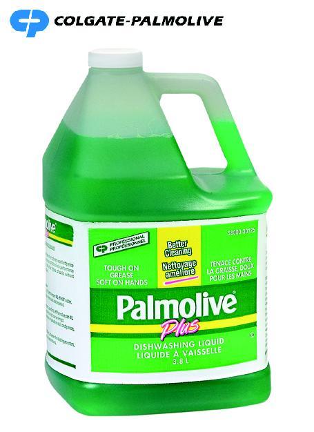 PALMOLIVE LIQUID DISHWASHING DETERGENT – 4 X 4 LT /CS