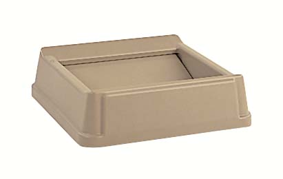 #2664 BEIGE TIPPING LID FOR CONTAINER 3958 & 3959,