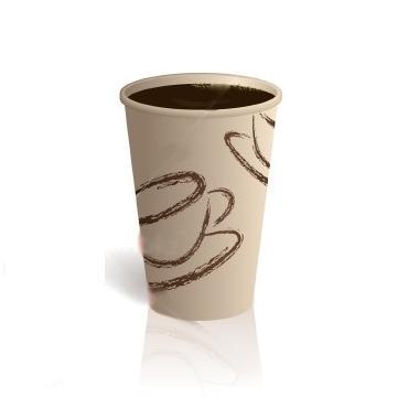 10 OZ PAPER CUPS, FOR HOT BEVERAGES – 1000/CS